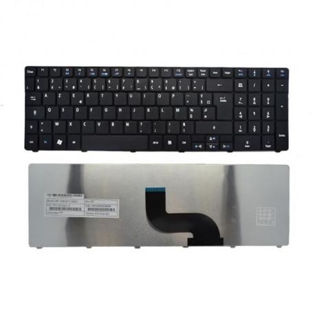 Clavier Acer Packard Bell TK87 Series