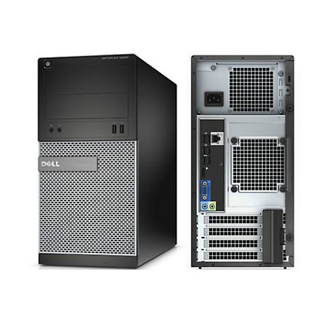 Tour Dell Optiplex 390 Core I3 /W7Pro