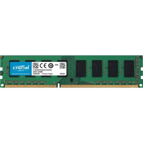4Go DDR3L 1600Mhz Crucial
