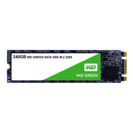 SSD Green 240GB M.2 7mm SATA Gen 3