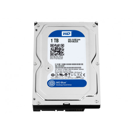 "WD Blue 1To 3.5"" 7200Tr/m WD10EZEX"