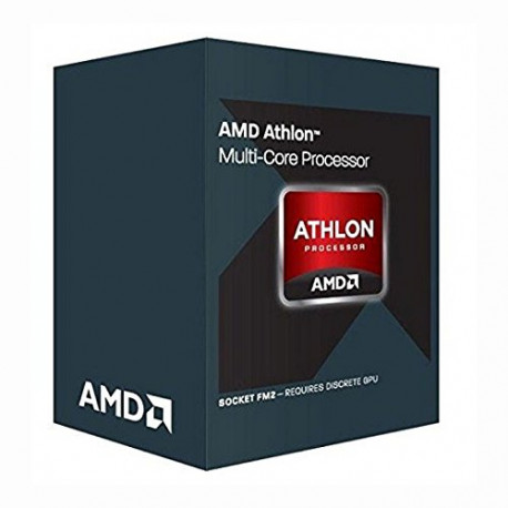 AMD X4 870K Processeur 4 cœurs 3,9 GHz Socket FM2+ Box