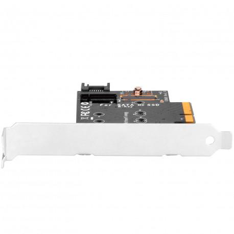 Adaptateur SSD M.2 vers PCI-E SilverStone
