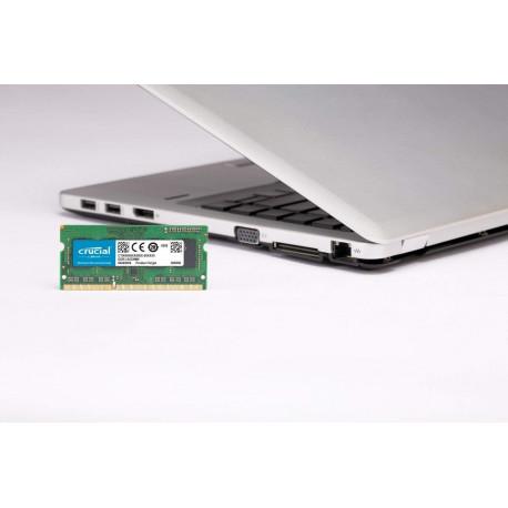 Mémoire 8 Go DDR3L Sodimm Crucial 1600MHz