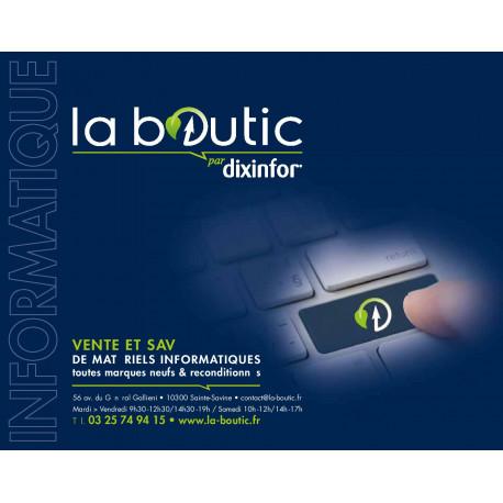 Tapis de souris La Boutic