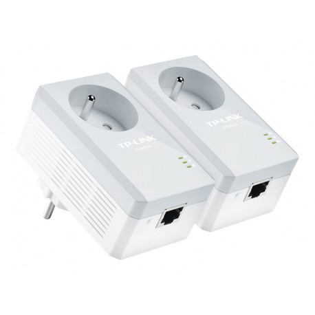 TP-LINK AV500+ Powerline Kit CPL